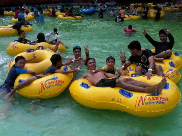 Water Theme park , A Farmosa , Melaka , Water Theme Park A Farmosa
