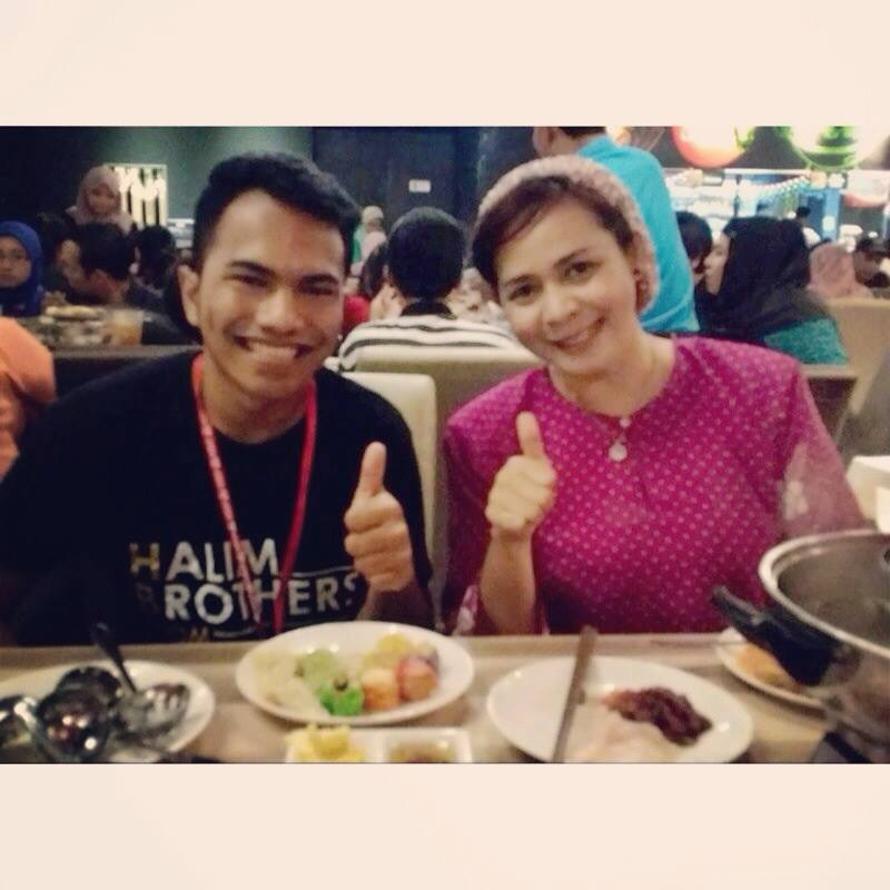 Food Review Pak John Steamboat BBQ, Majlis Iftar 2014 eWana Fm Dan Food Review Pak John Steamboat BBQ
