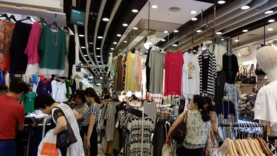 shopping mall Dangdaemun Market , Dangdaemun Market