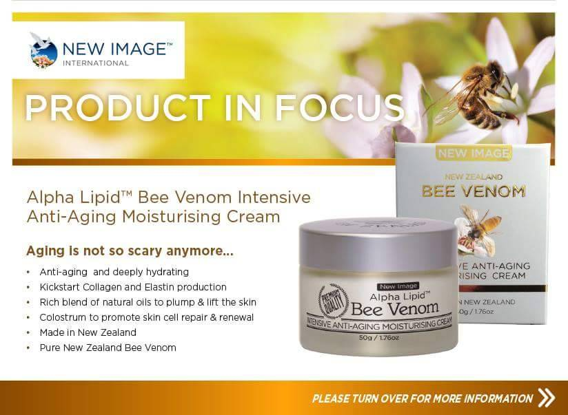 Alpha Lipid Bee Venom