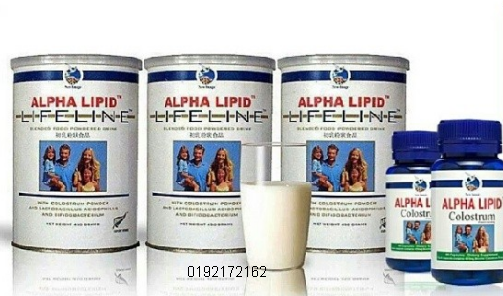 Alpha Lipid Lifeline Colostrom