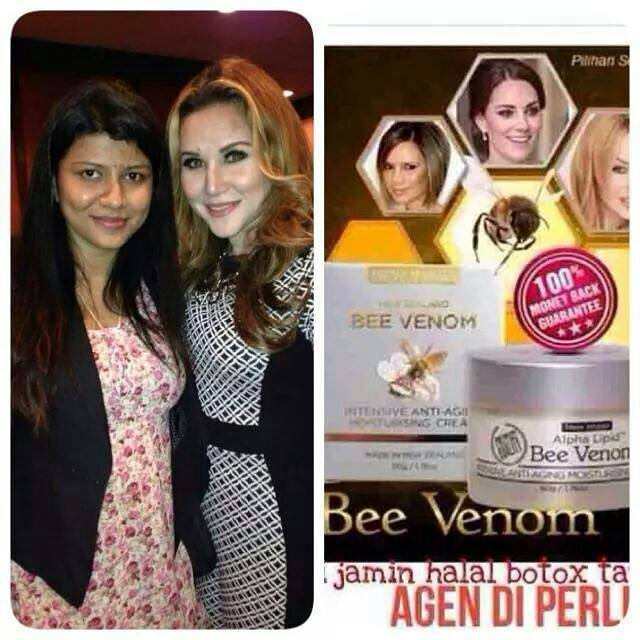 Botox Cream Bee Venom Dari New Image, Botox Cream, Bee Venom