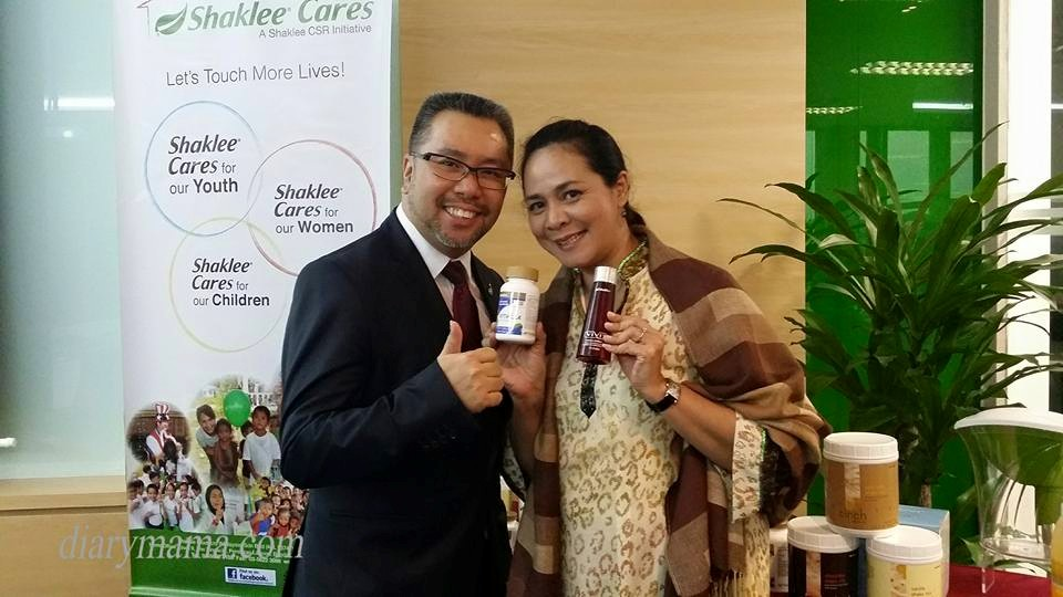 President Shaklee Malaysia, Shaklee Cares For Youth, Shaklee Cares For Women, Shaklee Cares For Children