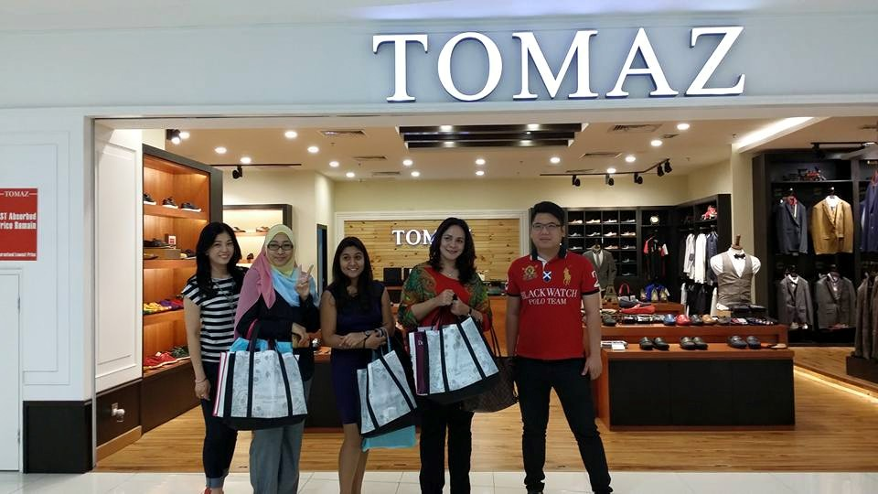Tomaz Outlet Quill City Mall