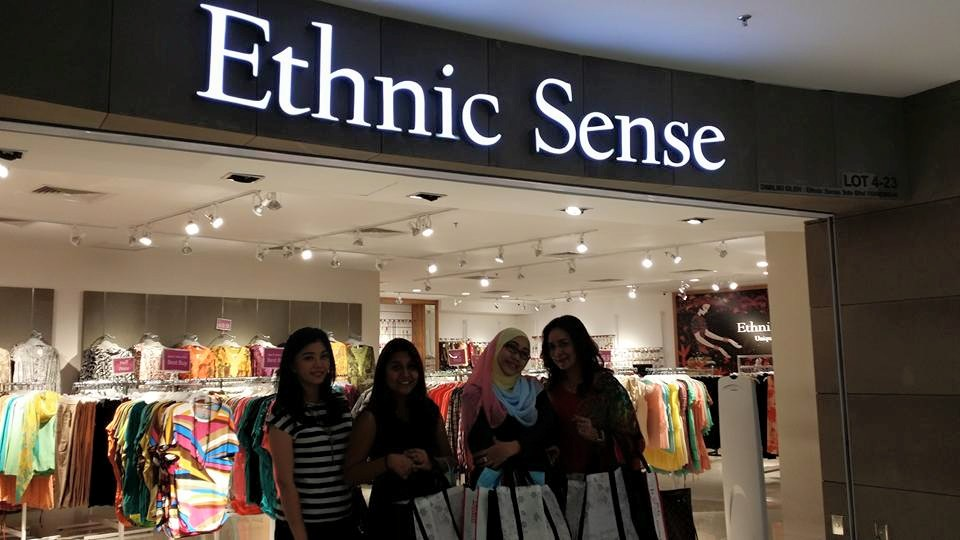 Ethnic Sense Outlet Quill City Mall