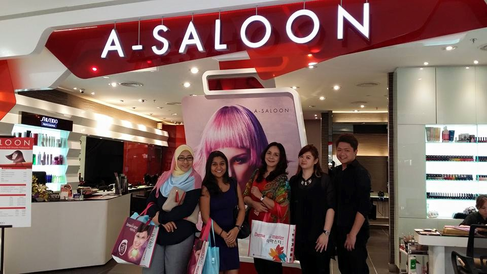 A-Saloon Quill City Mall