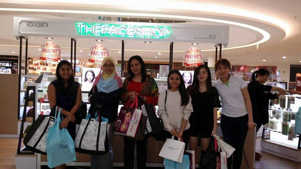 Face Shop Outlet Quill City Mall