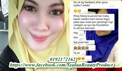 Testimoni SyaLaa Beauty Cream