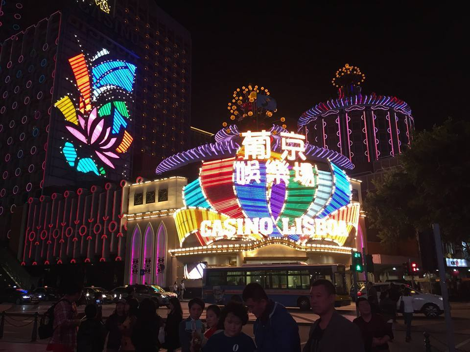 Casino Lisbo, Grand Lisbo, Macau