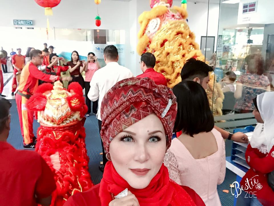 Chinese New Year Open House New Image Malaysia