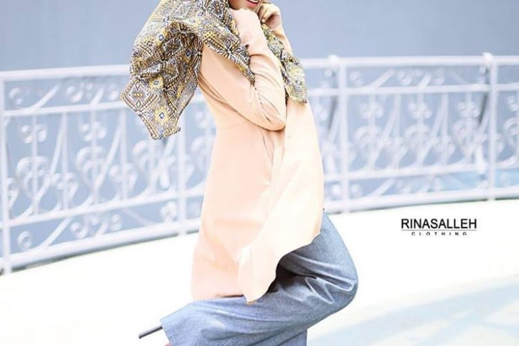 Fashion Show Raya Collection By Rina Salleh Clothing
