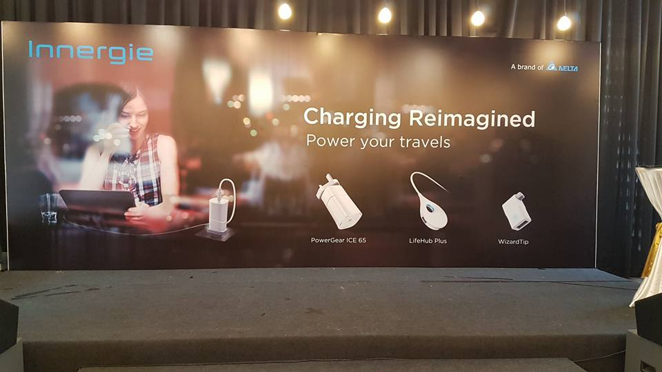 Travelers Power Pack, Innergie Charging Reimagined, Innergie