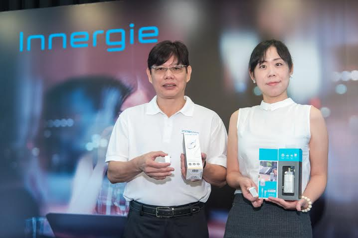 Travelers Power Pack Dari Innergie , Pengarah Innergie SEA, Derrick Ho
