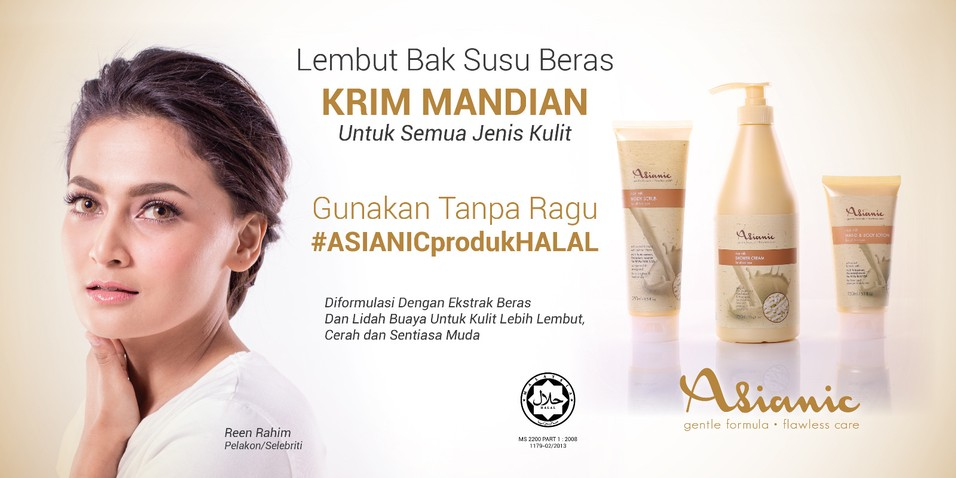CSR Program Asianic Bersama Reen Rahim, Product Asianic Halal