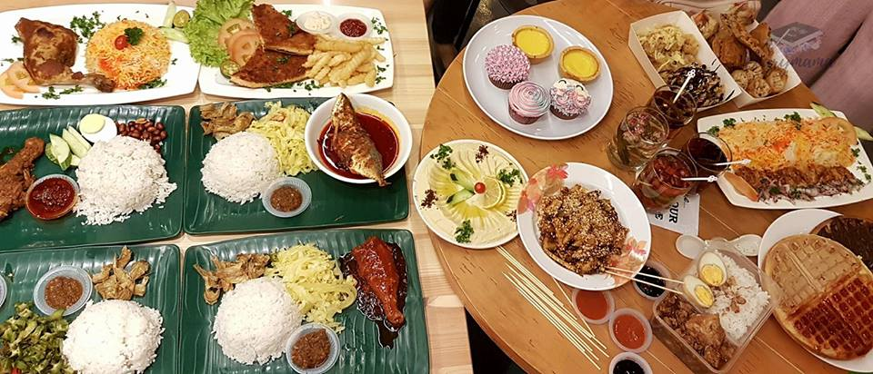 FoodZania, Epic Circle At Sungai Wang, The Epic Circle, Sungai Wang, Food Caravan, Food Truck, Food Cart, Makan Murah Di Sungai Wang