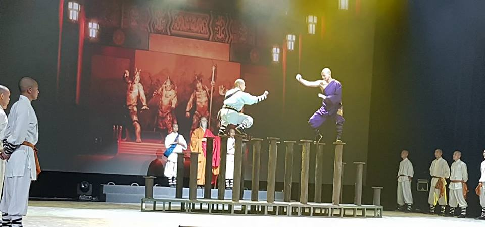 Shaolin Kung Fu, Genting International Children's Festival, Resorts World Genting, Kung Fu, Seni Mempertahankan Diri, Aktiviti Cuti Sekolah, First World Rainforest, Genting Grand Open Car Park, Sky Avenue, Children's Festival 2017