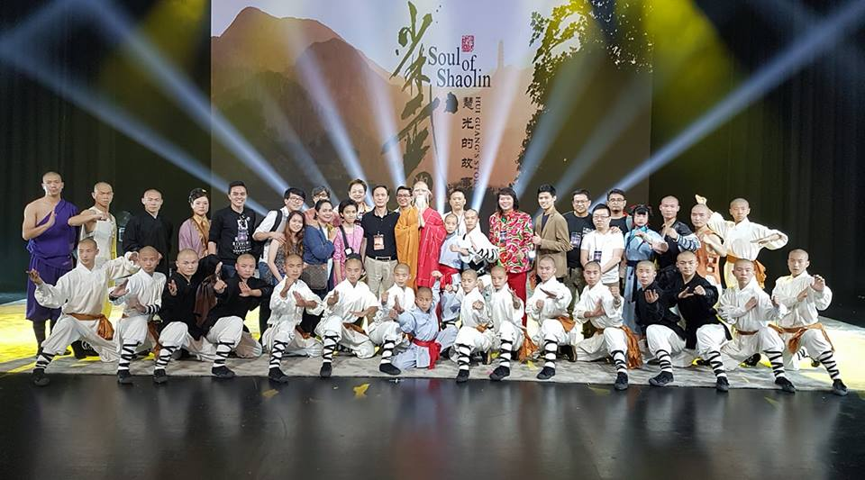 Shaolin Kung Fu Dan Genting International Children's Festival Di Resorts World Genting