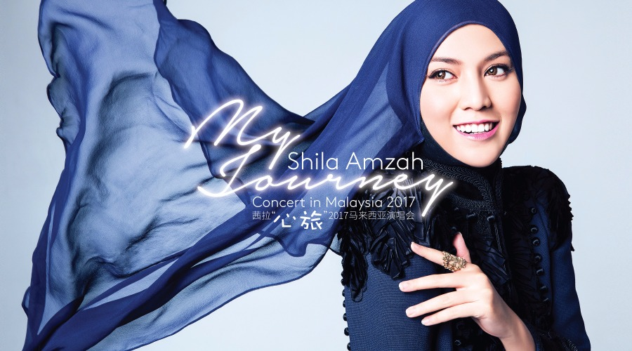 Shila Amzah My Journey Concert In Malaysia 2017, Arena of Stars, Genting
