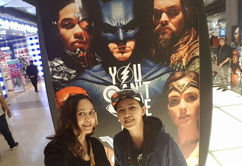 Movie Premiere Justice League Di Resorts World Genting