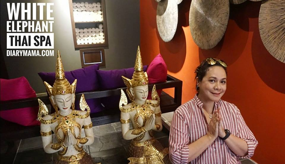 Centre Point, projek CSR oleh Thai Odyssey, Spa, Thai Aromatherapy Massage, Thai Family Spa, Traditional Thai Masssage, White Elephant, Thai Odyssey, White Elephant Thai Spa