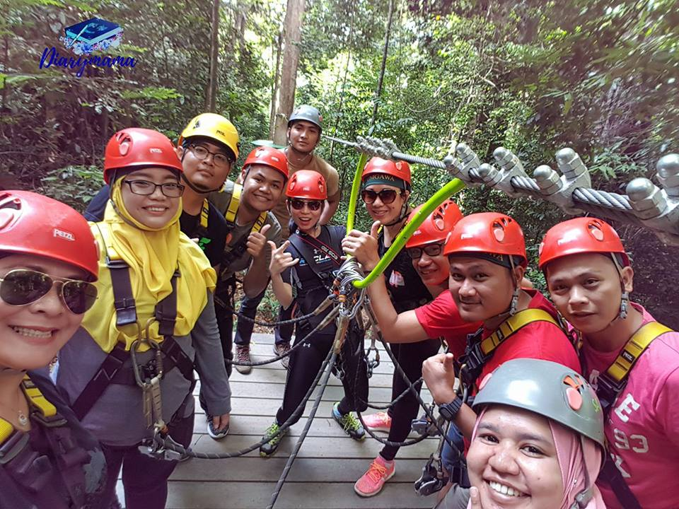 Umgawa Zipline Eco Adventure, Zipline, Zipline Langkawi, Big Waterfall Adventure, Umgawa, Langkawi, Jungle Flight, Umgawa Langkawi, Umgawa Sky Rangers Guides, Umgawa Legendary Adventure, Influncers FAM Trip Resorts World Langkawi