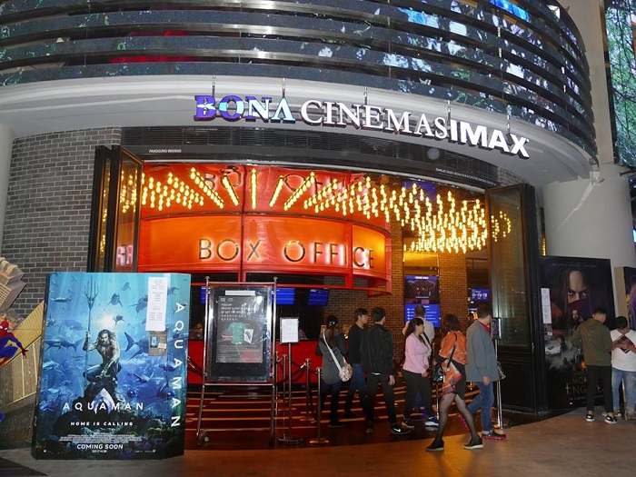 Bona Cinemas, IMAX, Gold Class Dengan Dewan D-BOX, D-Box, Resorts World Genting, Pawagam, Menonton Filem, GOLD CLASS WITH D-BOX, SkyAvenue, Genting Highlands