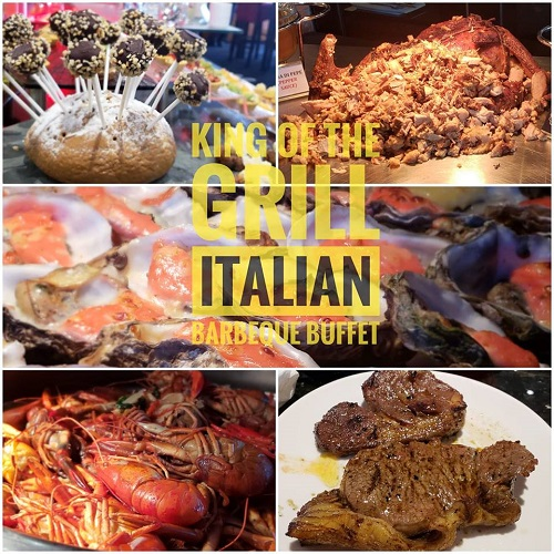 The Pearl Kuala Lumpur, Italian Barbeque Buffet, King Of The Grill, Nikmati Keenakkan Italian Buffet, Chinese New Year, Executive Lounge, Old Klang Road, BBQ Buffet, Buffet Dinner