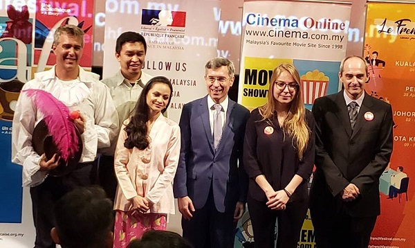 Le French Festival 2019, Afkl, Le French festival MY, Festival Filem Perancis, Golden Screen Cinemas (GSC), LFF, Festival Filem, Malaysia