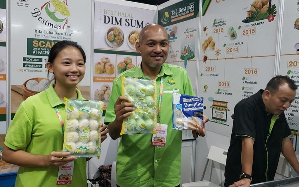 Booth 1018 - TSL Bestmas Manufacturing Sdn Bhd