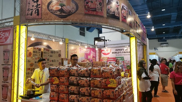Booth 1077 – 1078 - Sky-Length Trading Sdn Bhd
